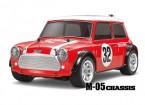 Tamiya 1/10 Scale RC Mini Cooper Racing M05 Series Kit 58438