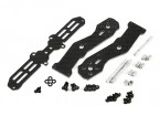 Tarot Half Carbon Front Arm 2.5mm for TL250H Half Carbon Fiber Multi-rotors