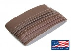 "Zona 1"" Wide Sanding Stick Assorted Strip Pack"