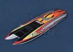 Genesis Offshore Twin Hull (1045mm) Fiberglass Hull Only
