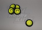 Super Light Multi Spoke Wheel D46x9mm (5pcs/bag)