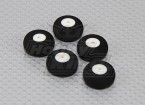Small Wheel Diam: 20mm Width: 10mm (5pc/Bag)