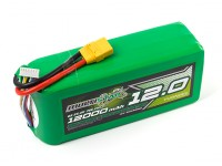 MultiStar High Capacity 12000mAh 6S 10C Multi-Rotor Lipo Pack XT90