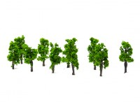 HobbyKing Model Railway Scale Trees 30mm (10 pcs)