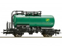 Roco/Fleischmann HO Tank Wagon DB (BP)