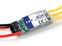 YEP ESC 40A (2~6S) SBEC Brushless Speed Controller