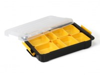 Plastic Multi-Purpose Organizer - with 8 Removable Part Trays