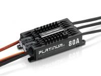 Hobbywing Platinum 80A V4 Brushless ESC w/10A BEC