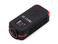 Hawkeye Firefly Q6 4K FPV Sport DV Action Camera (Black)