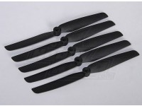 Hobbyking&#8482 Propeller 6x3 Black (CCW) (5pcs)