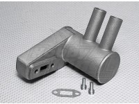 Pitts Muffler for 20cc gas engine