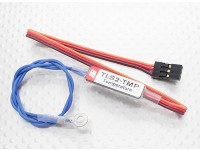 JR TLS2-TMP Telemetry Temperature Sensor for XG Series 2.4GHz DMSS Transmitters