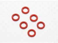 Diff O-ring Seal (6pcs/bag) - 1/10 Quanum Vandal 4WD Racing Buggy
