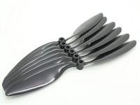 GWS Slowfly Propeller 9x4.7  Black (CW) (6pcs)
