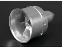 Alloy DPS Series 90mm 12-Blade  EDF Unit with Heatsink