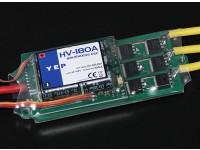 YEP ESC 180A HV (4~14S) Brushless Speed Controller (OPTO)