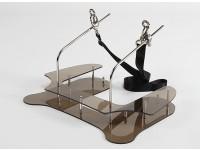 9XR Radio Tray With Balance Strap (polycarbonate)