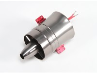 Mercury Aluminum Alloy 74mm EDF Unit (4S 3000KV-CCW)