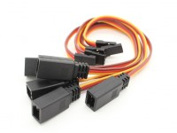 JR Type Compact Y Lead 15cm (5pcs)