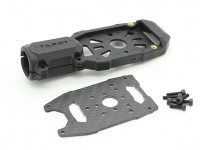 Tarot 680PRO HexaCopter Replacement Motor and ESC Mount with Fixings (1pc) (Black)