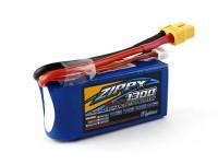ZIPPY Flightmax 1300mAh 3S1P 20C LiPo Pack