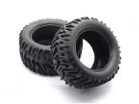 Front/Rear Tire Set - 1/10 Quanum Vandal XL 4WD Racing Buggy (2pcs)