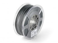 ESUN 3D Printer Filament Silver 1.75mm PLA 1KG Roll