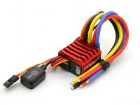 TrackStar Sportsman 60A 1/10th Scale Sensored Brushless Car ESC (ROAR APPROVED)