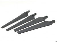 Multirotor Folding Propeller 15x5.2 Black (CW/CCW) (4pcs)