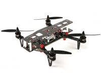 DYS 250 Full Carbon Fiber Folding Drone With Storage Case (PNF)
