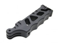 Aluminum Tactical Style Grip Handle for GoPro and Action Cams
