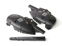 FX070C 2.4GHz 4CH Flybarless RC Helicopter Replacement Fuselage