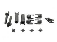 Center Drive Shaft (1pair) - OH35P01 1/35 Rock Crawler Kit