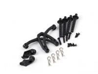BSR Berserker 1/8 Electric Truggy - Body Shell Mount Kit 816303