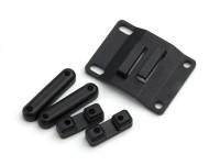 BSR Berserker 1/8 Electric Truggy - ESC and Servo Wire Clip 816903