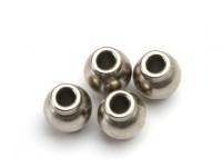 BSR Berserker 1/8 Electric Truggy - Rear Upper Link Pivot Ball 7.8mm (4pcs) 927809