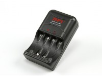 BPI T8606A Ni-ZN Battery Charger for AA/AAA 1.6V Cells (EU Plug)