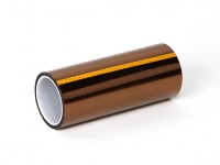 Kapton Heat Resistant Tape Roll For 3D Printer Hot Plates (230mm x 33m)