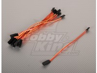 15cm Servo Lead Extention (JR) 26AWG (10pcs/bag)