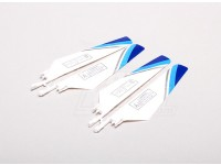 HK189 Main Blade Set Blue/White (4pcs)