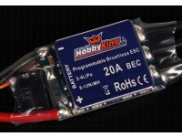 HobbyKing 20A BlueSeries Brushless Speed Controller