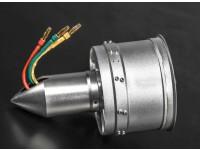 12 Blade Alloy DPS 90mm EDF unit - 6s 1620kv 2250watt