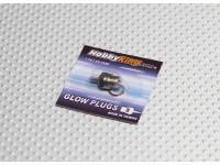 HobbyKing Glow Plug No.3 (HOT)