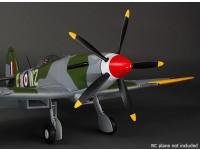 Durafly™ 5-Blade Propeller/Spinner Set for Mk-24 Spitfire