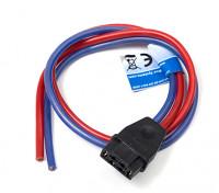 PowerBox MPX - PIK Female 1.5mm wire 30cm