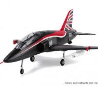 BAE Hawk 64mm EDF Jet 750mm EPO w/Fan & ESC ARF