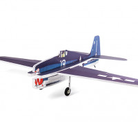 H-King F6F Hellcat - Glue-N-Go - 5mm Foamboard PP 975mm (Kit)
