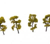 HobbyKing™ 100mm Scenic Wire Model Trees (4 pcs)