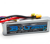 Turnigy Bolt 2800mAh 4S 15.2V 65~130C High Voltage Lipoly Pack (LiHV) w/XT60