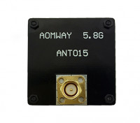 Aomway ANT015 8dBi High Gain Patch 5.8GHz RHCP Antenna